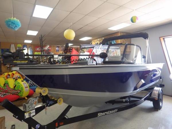 New Starweld 2000 Aluminum Fishing Boat For Sale