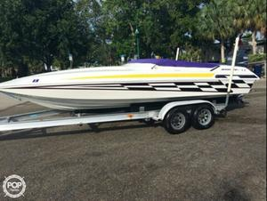Used Sonic 22 High Performance Boat For Sale