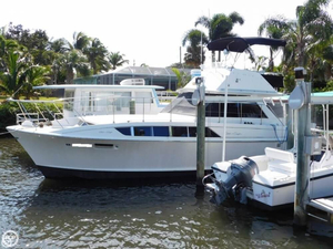 Used Chris-Craft 38 Commander Sports Fishing Boat For Sale