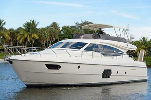 Used Ferretti Yachts 62 Motor Yacht For Sale
