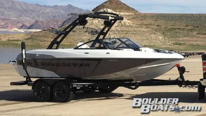 Used Malibu Wakesetter 20 VTX Ski and Wakeboard Boat For Sale