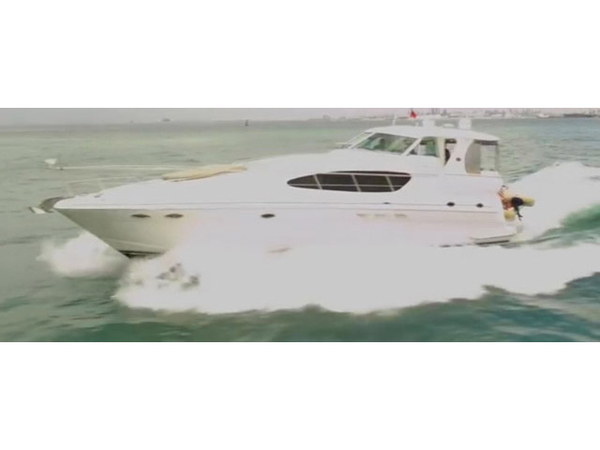 Used Sea Ray Sea Ray 480 Flybridge Boat For Sale