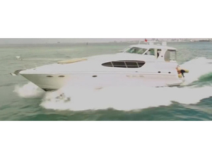 Used Sea Ray Sea Ray 480 Motor Yacht For Sale