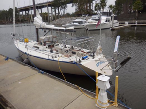 Used Contessa 39 Cruiser Sailboat For Sale