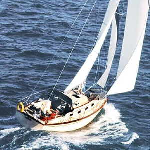 Used Island Packet Yachts 37 Cruiser Sailboat For Sale