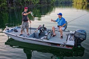 Used G3 Eagle 166 Aluminum Fishing Boat For Sale