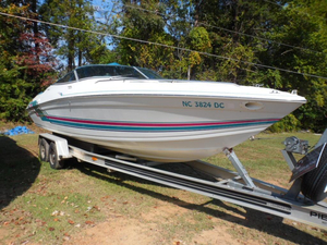 Used Formula 252 LS Cuddy Cabin Boat For Sale