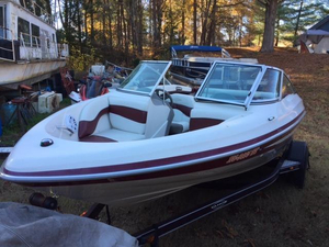 Used Tracker Tahoe Q5 Bowrider Boat For Sale