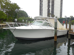 Used Albemarle 305 Express Fisherman Sports Fishing Boat For Sale