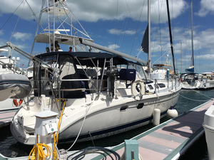 Used Hunter Cruiser Sailboat For Sale