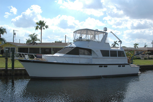 Used Ocean CPMY Motor Yacht For Sale