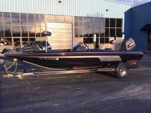 Used Javelin 409 T Bass Boat For Sale
