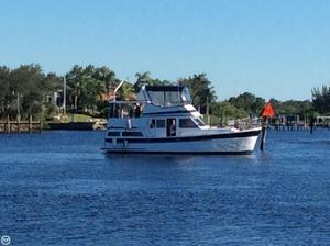 Used Marine Trader 35 Sundeck Trawler Boat For Sale