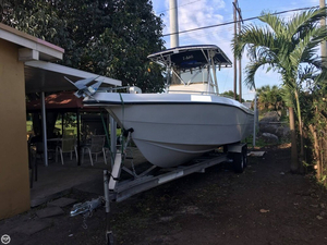 Used Pro Sport 2550 CC Center Console Fishing Boat For Sale