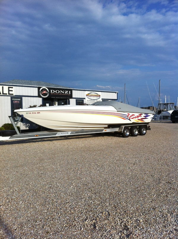 Used Sunsation 32 Dominator Other Boat For Sale