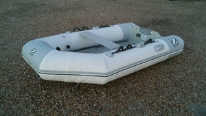 Used Zodiac 285 S Inflatable Boat For Sale