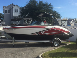 Used Chaparral 203 Vortex VRX Jet Boat For Sale