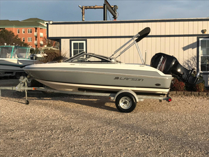 Used Larson LX 160S OB Bowrider Boat For Sale