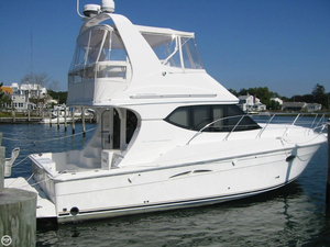 Used Silverton 36 Convertible Sports Fishing Boat For Sale