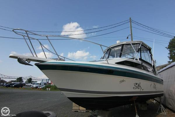 Used Bayliner 2550 Ciera Walkaround Fishing Boat For Sale