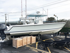 Used Contender 35ST 2010 Center Console Fishing Boat For Sale