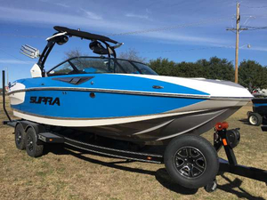 New Supra SG 440 Ski and Wakeboard Boat For Sale