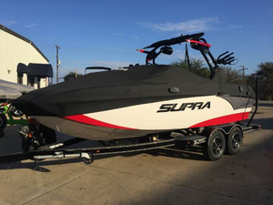 New Supra SR 400 Ski and Wakeboard Boat For Sale
