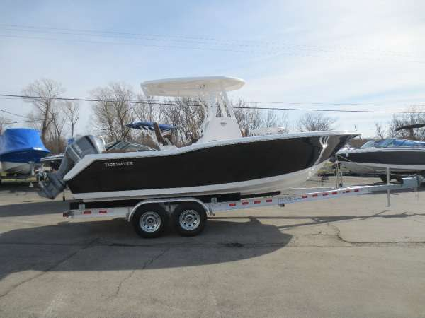 2017 new tidewater boats 230 lxf center console fishing for Tidewater 230 for sale