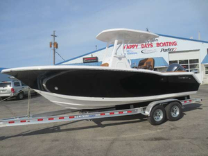 New Tidewater Boats 230 LXF Center Console Fishing Boat For Sale
