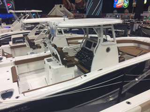 New Tidewater Boats 280 CC Center Console Fishing Boat For Sale