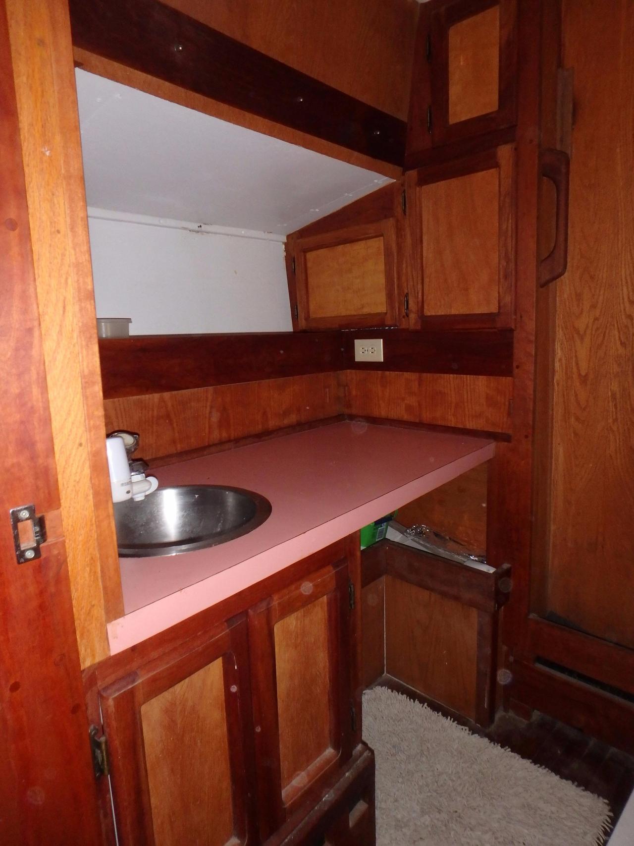 1986 Used Kanter 50 Cruiser Sailboat For Sale $90 000 San Carlos