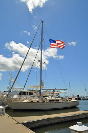 Used Island Packet 485 Cruiser Sailboat For Sale