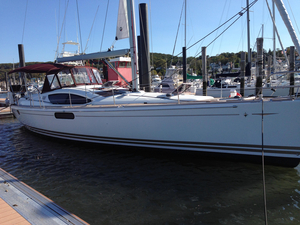 Used Jeanneau 50DS Sloop Sailboat For Sale