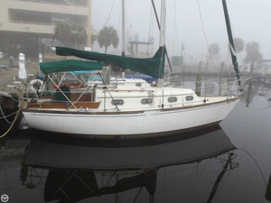 Used Cape Dory CD 270 Sloop Sailboat For Sale