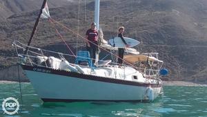 Used Lancer Boats 30 Sloop Sailboat For Sale