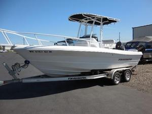 Used Triumph 210 Tournament Edition Center Console Fishing Boat For Sale