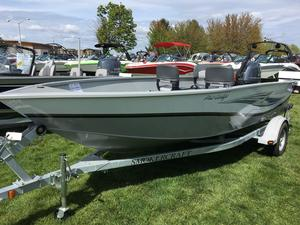 New Smoker Craft 160 Pro Lodge TL Aluminum Fishing Boat For Sale