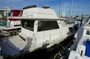 Used Gibson 42 Houseboat House Boat For Sale