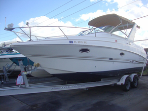 Used Larson Cabrio 270 Cruiser Boat For Sale
