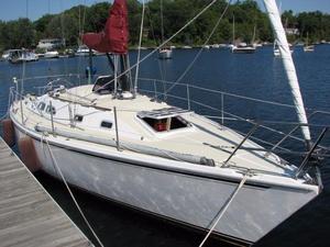 Used Ericson 33 Sloop Sailboat For Sale
