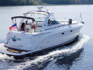 Used Rinker 390 Express Cruiser Boat For Sale