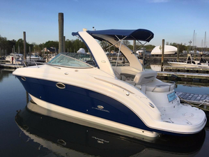 Used Chaparral Signature 276 Express Cruiser Boat For Sale