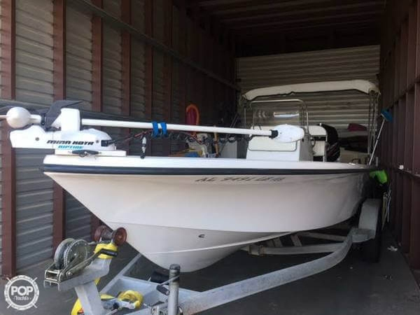 Used Kenner 2102 Bay Boat For Sale