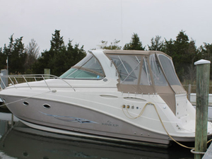 Used Rinker Fish Package Cruiser Boat For Sale