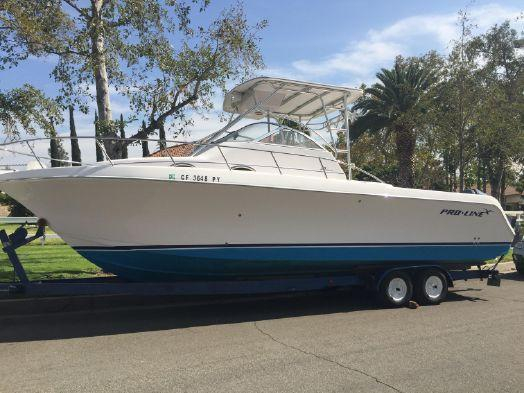 Used Proline Sports Cruiser Boat For Sale