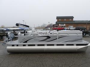 New Apex Qwest Adventure 818 Lanai Cruise Pontoon Boat For Sale