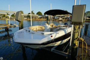 Used Nautic Star 203SC Deck Boat For Sale