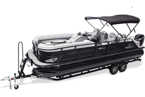 New Regency 254 LE3 Sport Pontoon Boat For Sale