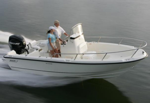 Used Boston Whaler 190 Outrage Saltwater Fishing Boat For Sale