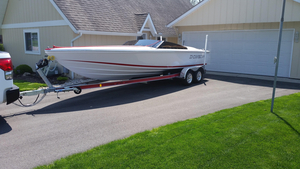 Used Donzi 22 Classic High Performance Boat For Sale